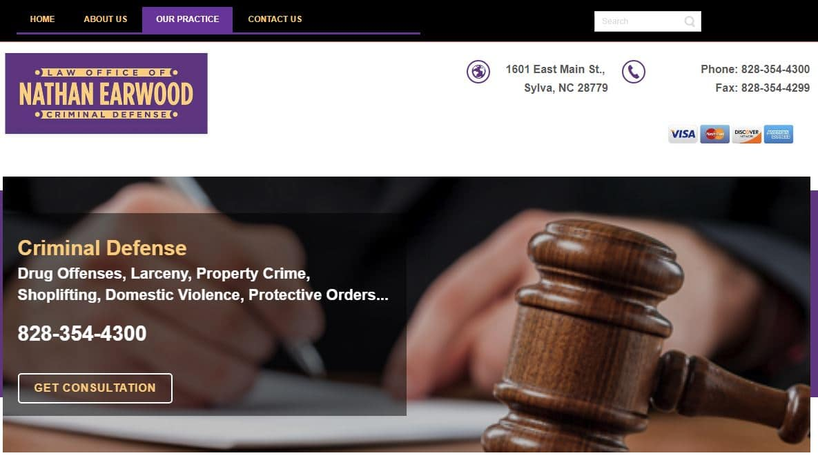 Websites for Attorneys