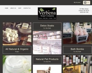 Verbena Soap Co