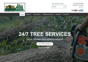 B&B Tree Service: Asheville, NC