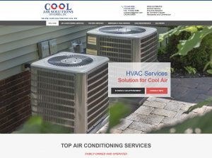 HVAC Website Themes