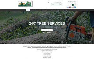 Landscaping Website Designs