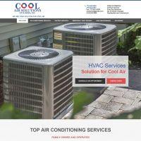 HVAC Website Themes