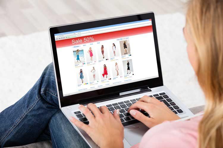 Ecommerce Custom Design Websites